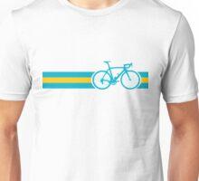 Bike Stripes Kazakhstan Unisex T-Shirt