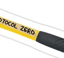 protocol zero Sticker