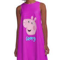 George A-Line Dress