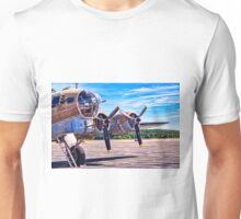 Flying History Unisex T-Shirt