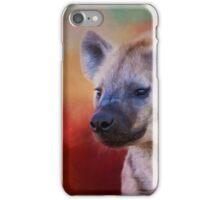 Hyaena! iPhone Case/Skin