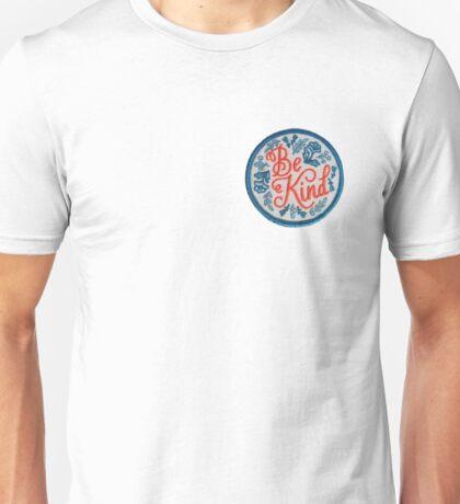 Be Kind Patch Unisex T-Shirt
