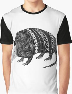 Armadillo Guy Graphic T-Shirt