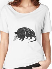 Armadillo Guy Women's Relaxed Fit T-Shirt
