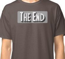 The End Classic Movie T Shirt Classic T-Shirt