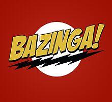 Bazinga! by PJ311