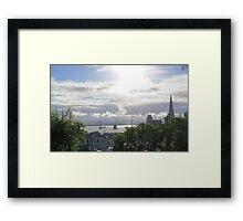San Francisco Bay Morning Framed Print