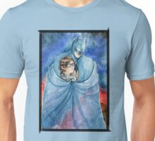Cold night in Gotham... Unisex T-Shirt