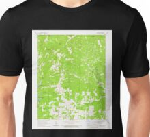 USGS TOPO Map Arkansas AR Midway 259097 1966 24000 Unisex T-Shirt
