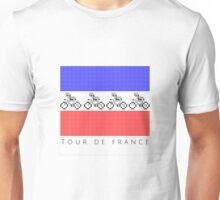 PIXEL8 | Power Station | Tour de France Unisex T-Shirt