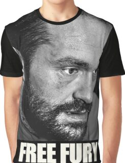 TYSON FURY Graphic T-Shirt