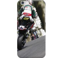 Shane Byrne takes on the mountain iPhone Case/Skin