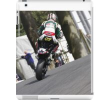 Shane Byrne takes on the mountain iPad Case/Skin