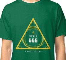 Triangle 666 Classic T-Shirt