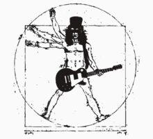 Slash Guitar Kids Tee