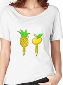 Pen Pinapple Apple Pen - PPAP Women's Relaxed Fit T-Shirt