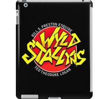 Wyld Stallyns  iPad Case/Skin