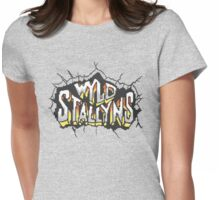 Wyld Stallyns  Womens Fitted T-Shirt
