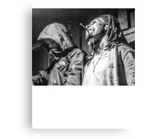 Chris Travis & Xavier Wulf Canvas Print