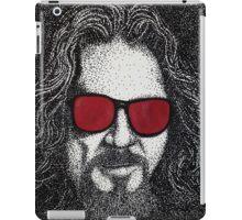 Lebowski Stippling iPad Case/Skin