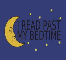I Read Past My Bedtime by coolfuntees