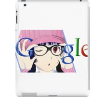 Google Megane iPad Case/Skin