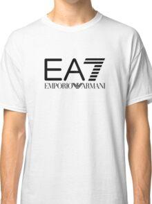 emporio armani ea7 logo Classic T-Shirt
