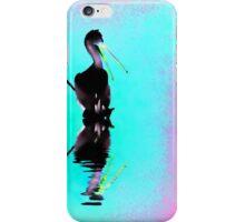 Neon Pelican iPhone Case/Skin
