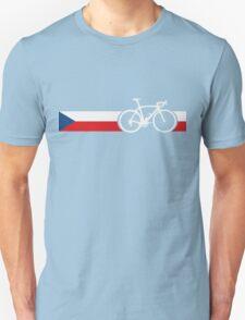 Bike Stripes Czech Republic T-Shirt