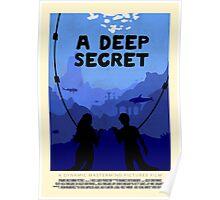 A Deep Secret Poster