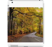 Cotswold Gold iPad Case/Skin