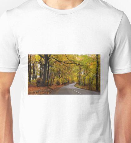 Cotswold Gold Unisex T-Shirt