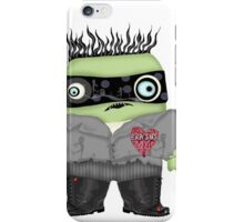 Zombie Monster iPhone Case/Skin
