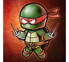"""Raph"" POOTERBELLY Photographic Print"