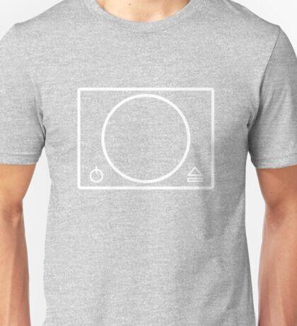 PlayStation minimal Unisex T-Shirt