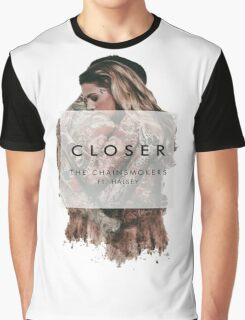 Closer- The Chainsmokers Graphic T-Shirt