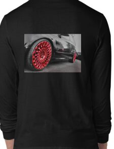 Amazing Red Alloys Long Sleeve T-Shirt