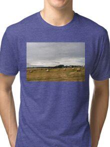 Harvested -  Tri-blend T-Shirt