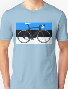 Bike Flag Estonia (Big - Highlight) T-Shirt