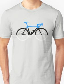 Bike Flag Estonia (Big) T-Shirt