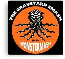 This is Monster Mash - Kraken Edition Canvas Print