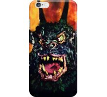 Curse of the Demon iPhone Case/Skin