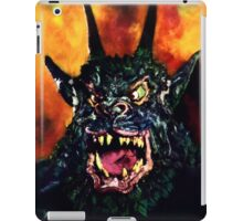 Curse of the Demon iPad Case/Skin