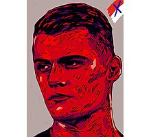 Gunner Granit - Red Army Photographic Print