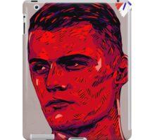 Gunner Granit - Red Army iPad Case/Skin