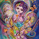 The Fairies of Zodiac series - Pisces by Elena Kotliarker