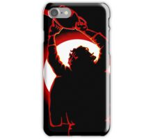 Leatherface's Rampage iPhone Case/Skin