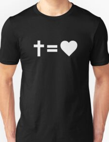 Christian Symbol Unisex T-Shirt