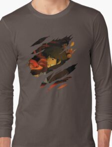 Spike Anime Manga Shirt Long Sleeve T-Shirt