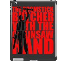 Ash Vs iPad Case/Skin